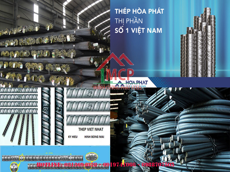 Update the latest price of Hoa Phat steel for construction on April 27 2020